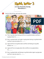 The English Ladder Activity Book L3 Susan House and Katharine Scott