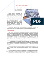 Conceptos, Medios e Importacia de La Educacion Fisica