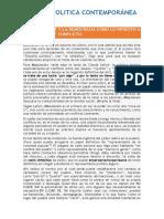 45 Claude Lefort y La Democracia Como Lo Opuesto a La Ausencia de Conflicto