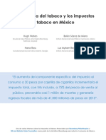 Waters et. al. - Economy of tobacco and taxes in Mexico.pdf