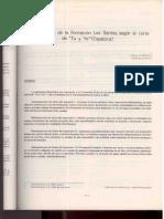 Analisis Facial de La Formacion Los Santos, Segun El Corte de Tu y Yo (Zapatoca)