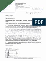 Surat Pelaksanaan Linus Ppki