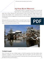 Nara One Day Trip from Kyoto Itinerary _ Japan Travel Guide.pdf