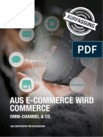 Omnichannel-Whitepaper - Aus E-Commerce wird Commerce!