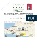 Anexo 4 Mapas de Ubicación XVIII Encuentro
