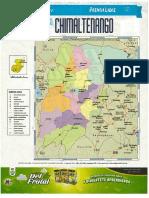 Mapa Politico Chimaltenango