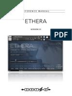 Ethera 2.0 Reference Manual
