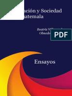 Libro EducySociedadG