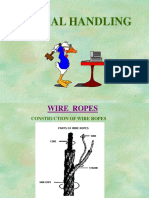 Ropes - Material Handling -Master