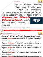 7. Organos de Direcciòn Territorial