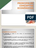 Principales Conceptos Económicos