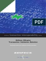 Xengine Transaction Validation