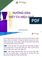 eBook Huong Dan Viet Cv