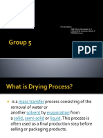 Drying Process Ppt. Amen