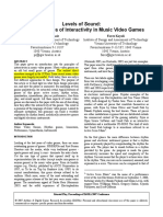 Levels of Sound_On the Principles of Interactivity in Music Video Games