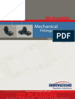 Innovations Plasson Mechanical Fittings ASTM 2016