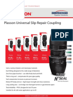 Innovations Plasson Slip Repair Coupler