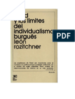 Freud y los limites