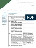 General Standards (NDT)