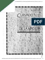 Curvado de Madera