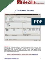 Tutorial Setting Perisian FTP