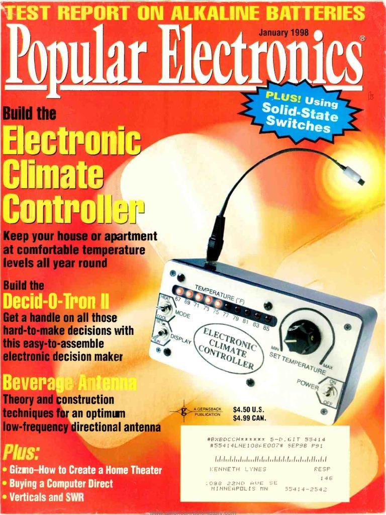 Pe 1998 01 Spice Television Meters Scanners Circuit Breaker Finders Sperry Finder