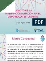 8. Impacto de La Internacionalizacion en El Desarrollo Estudiantil