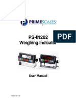 Prime Scales Ps-In 202