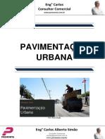 Pavimentação Urbana