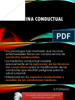 Medicina Conductual Introduccion