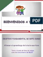 Documents.mx Objetivo Fundamental de Este Curso Afianzar El Aprendizaje de La Lecto Escritura