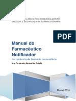 Ficha de Farmacovigilância