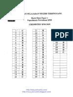Spm Trial 2011 Chemistry a Terengganu