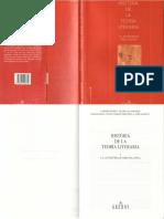 Cap. 3, 4 y 6. Historia de La Teoría Literaria. Antigüedad Grecolatina