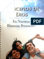 Principios de Dios en Nuestra Finanzas Personales