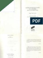 Cap. 9. Los Géneros Literarios. Miguel a. Garrido G. Nueva Introducción a La TL