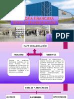 Planificación de Auditoria Financiera