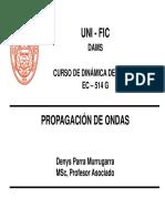 EC - 514 - Propagación de Ondas