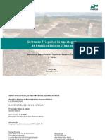 Caderno de Especificações Técnicas Centro de Triagem e Compostagem de Resíduos Sólidos Urbanos