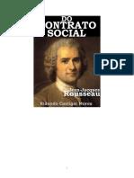 Contrato Social - Jean-Jacques Rousseau