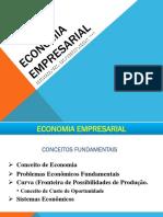Economia Empresarial - Parte 1