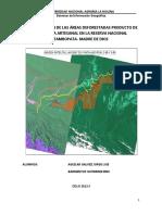 Determinacion de Las Areas Deforestadas (1)
