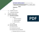 Hidrlogia de Cuencas Pequeñas