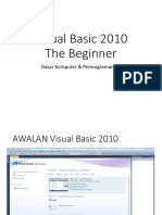Materi 1 Visual Basic 2010