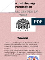 Tribal Issues in India Final Ppt