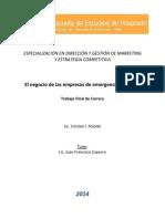 Negocio de Las Empresas de Emergenncias Argentina