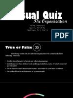 Group 2 Visual Quiz