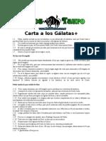 Anonimo - Nuevo Test Amen To 19 Carta a Los Galatas