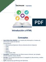 2.- Introduccion a HTML