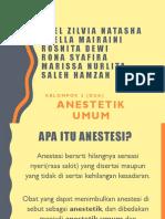anestetik umum